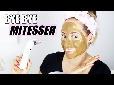 Wie die Person von den Poren zu heilen