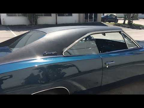 Video of '68 Charger - OL40