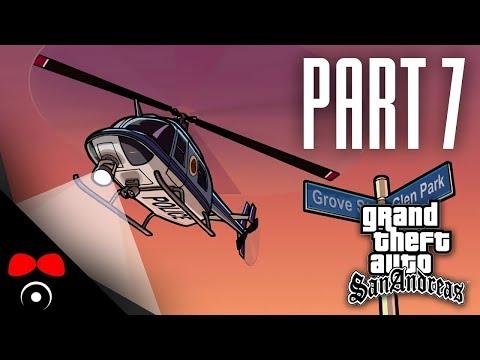 OBRANA GROVE STREET!   GTA: San Andreas #7