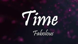 Fabolous - Time Ft. Roddy Ricch (Lyrics)