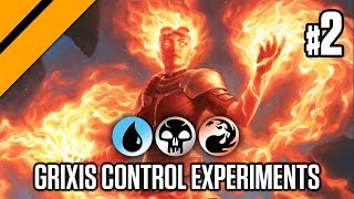 Bo3 Constructed - Grixis Control Experiments P2