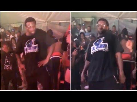 Gucci Mane Clone Does The Lil Uzi Vert Shoulder Dance