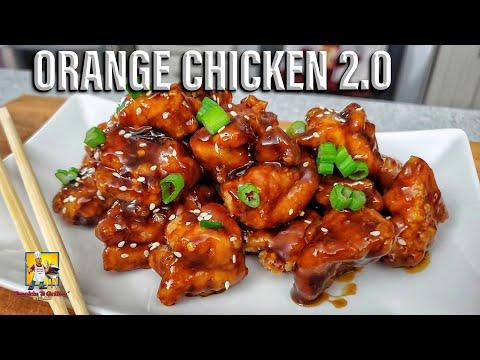 Orange Chicken 2.0 | Copycat Recipes
