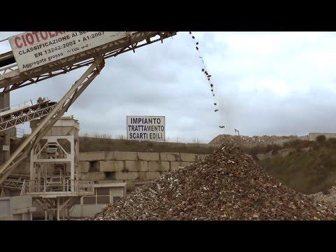 Domanda & Offerta - Viaggio nel mercato degli aggregati riciclati