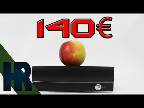 140 € Multimedia PC günstig kaufen (zusammenstellen & selber bauen) Kaufberatung Preis Leistung 2016