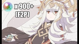 900+ F2P Orbs Veronica Summoning - Choose your Legends 2018 - Fire Emblem Heroes
