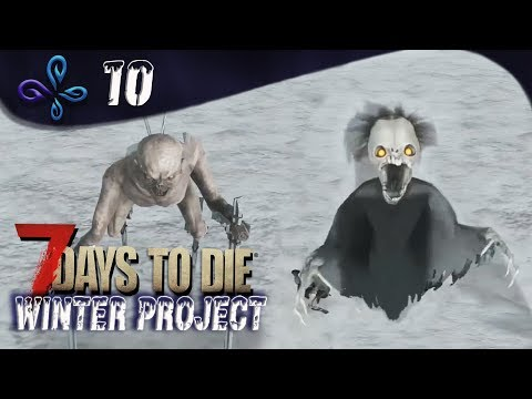 Nos nouveaux amis.... Winter Project - 7 DAYS TO DIE [Fr] #10