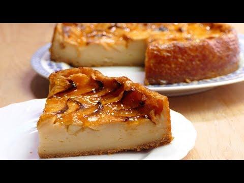 La tarta de manzana más FACIL de hacer del MUNDO