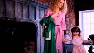 Дизайнерская одежда Vika Smolyanitskaya рекламный ролик