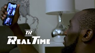Terrence Crawford, Teafimo Lopez fueling up and training for fight night | Top Rank Real Time