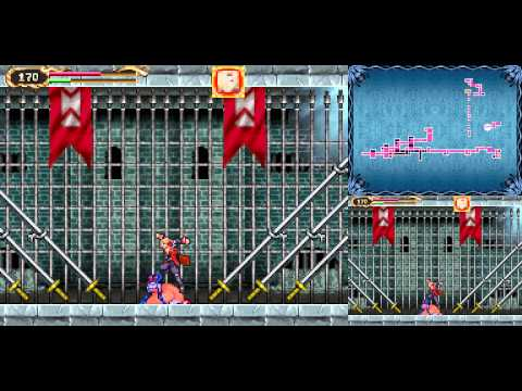 [TAS] DS Castlevania - Portrait Of Ruin (USA)