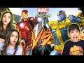 O Homem De Ferro Derrotou O Thanos Marvel Vs Capcom: In