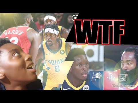 Reacting to Pacers VS Rockets 🚀