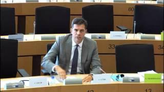 Gyürk András felszólalása az LNG és gáztározási stratégia parlamenti jelentéstervezet bemutatásán
