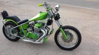 Honda CB750 Amen Savior Chopper for Sale