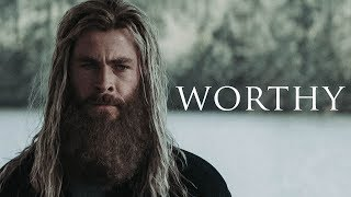 (Marvel) Thor   Worthy