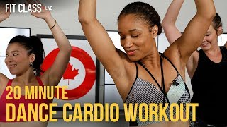 Dance Cardio Workout | Fit Class Live