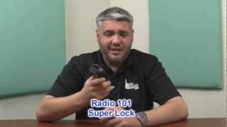 How to deactivate Super Lock on Kenwood two way radios | Radio 101
