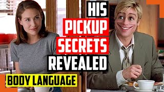 Step-By-Step How Brad Pitt Won Her Over In The Coffee Shop In Meet Joe Black – Body Language Secrets