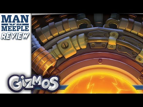 Gizmos Review by Man vs Meeple