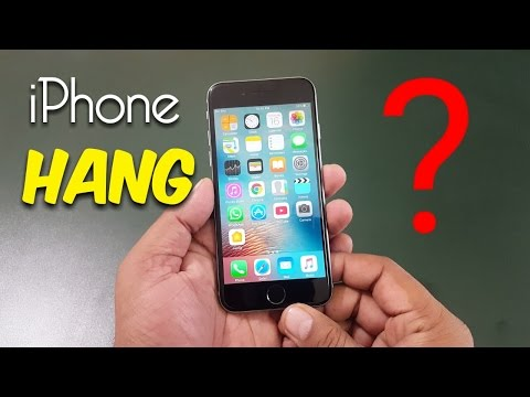 Video iPhone hang | What to do | Easy Solution