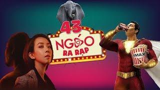 [Review Phim] Mười Ba Shazam Vô Ảnh Dumbo (Ngáo Ra Rạp 43)