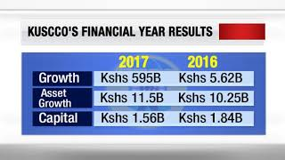 KUSCCO releases financial report for the year 2017
