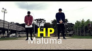 HP   Maluma | Zumba®️ | Coreografia | Cia Art Dance