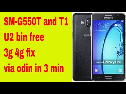 Root Y Unlock Samsung Galaxy On5 G550t G550t1 6 0 1