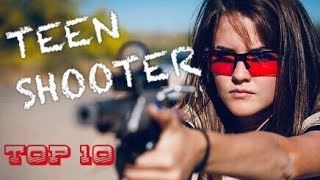 TOP 10 Teen Shooter Danyela D'Angelo moments