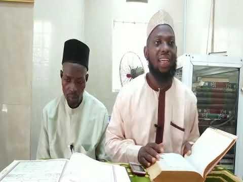 Mal. Hussaini Abdurrahman [Rd. 1311 Mosque, Abuja] Tafsir S.89 (Al-Fajr) Ayah 1-20 [18 R 1440 AH]