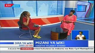 Mwanamziki wa nyimbo za injili-Janet Atieno: Dhuluma za kijamii