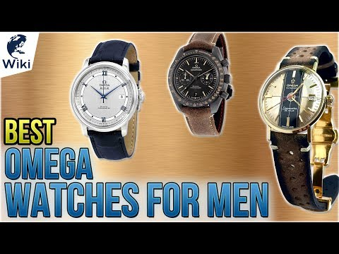 10 Best Omega Watches For Men 2018