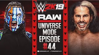 wwe2k19 universe mode - TH-Clip
