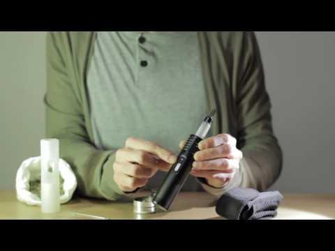 Come si usa un vaporizzatore portatile?