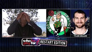 Inside The NBA  - Who He Play For?? Charles Barkley - Restart Edition