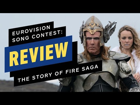 Eurovision Song Contest: The Story of Fire Saga – Review