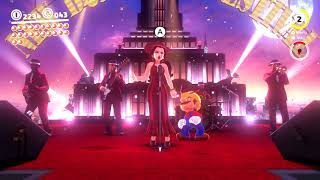 Super Mario Odyssey: Pauline's Performance [Extended]
