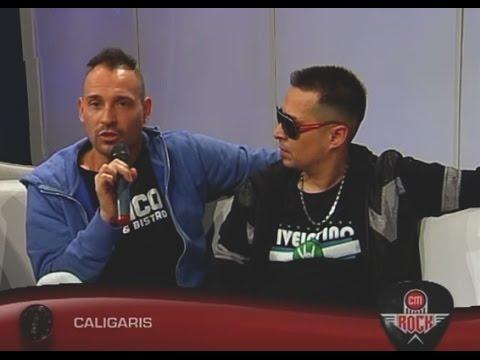 Los Caligaris video Entrevista CM Rock - 1 Octubre 2015