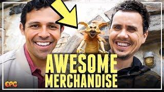 SALACIOUS B. CRUMB PUPPET!! Star Wars: Galaxy's Edge Merchandise!