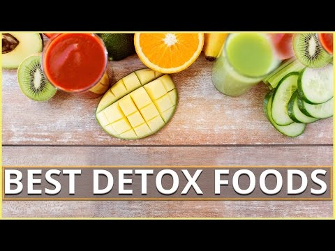Video 10 Best COMMON DETOX FOODS