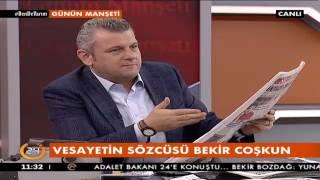 Sözcü Yazarı Bekir Coşkun'dan 'Evet' Oyu Verecek Seçmene Skandal Sözler!