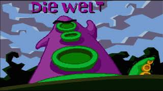 Demo Day of the Tentacle (PC/DOS) 1993 (Deutsch) Yamaha DB50-XG Musik