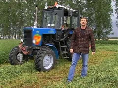 Traktoriai MTZ-82 Belarus, bet nenauji