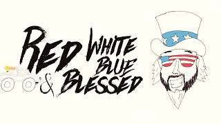 Colt Ford Red, White, Blue And Blessed