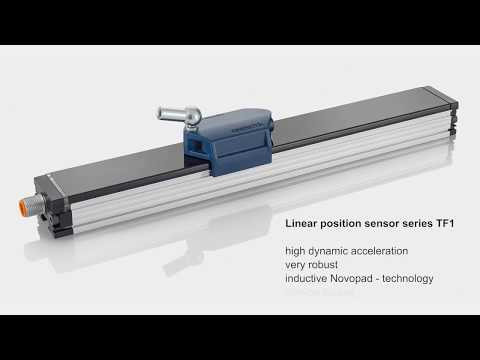 Non-contacting Linear Transducer, TF1 series