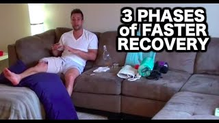 How to fix a pulled muscle | How to treat a muscle strain or tear | How to heal an injury fast