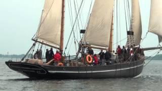 preview picture of video 'Rumregatta Flensburg 2012 - Lieber heil und zweiter als kaputt und breiter'