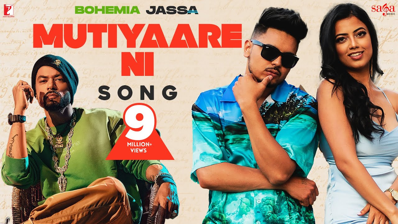 Mutiyaare Ni| Jassa Dhillon feat Bohemia Lyrics