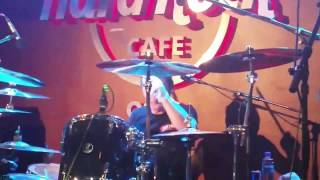 Phil Rudd Band - Rock 'n' Roll Damnation - Hard Rock Café Oslo, Norway 31.03.2017
